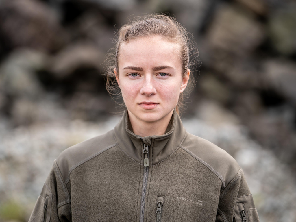 Truro High School's Justine youngest recruit to star in SAS: Who Dares Wins