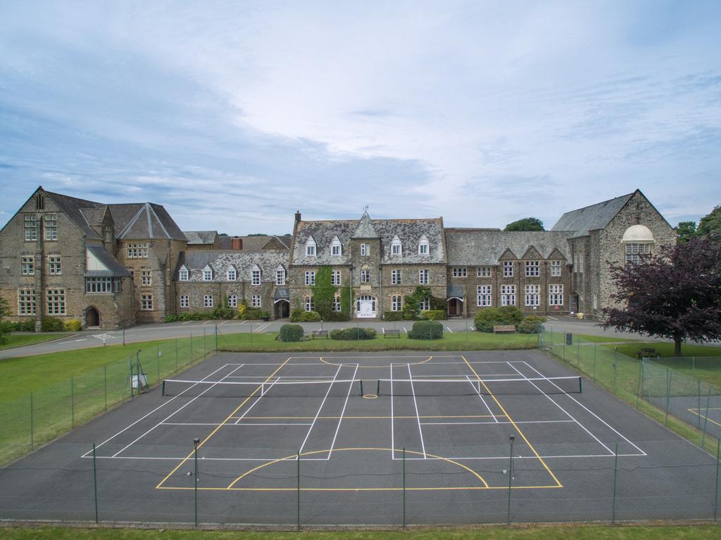 Westbuckland School Aerial images-8