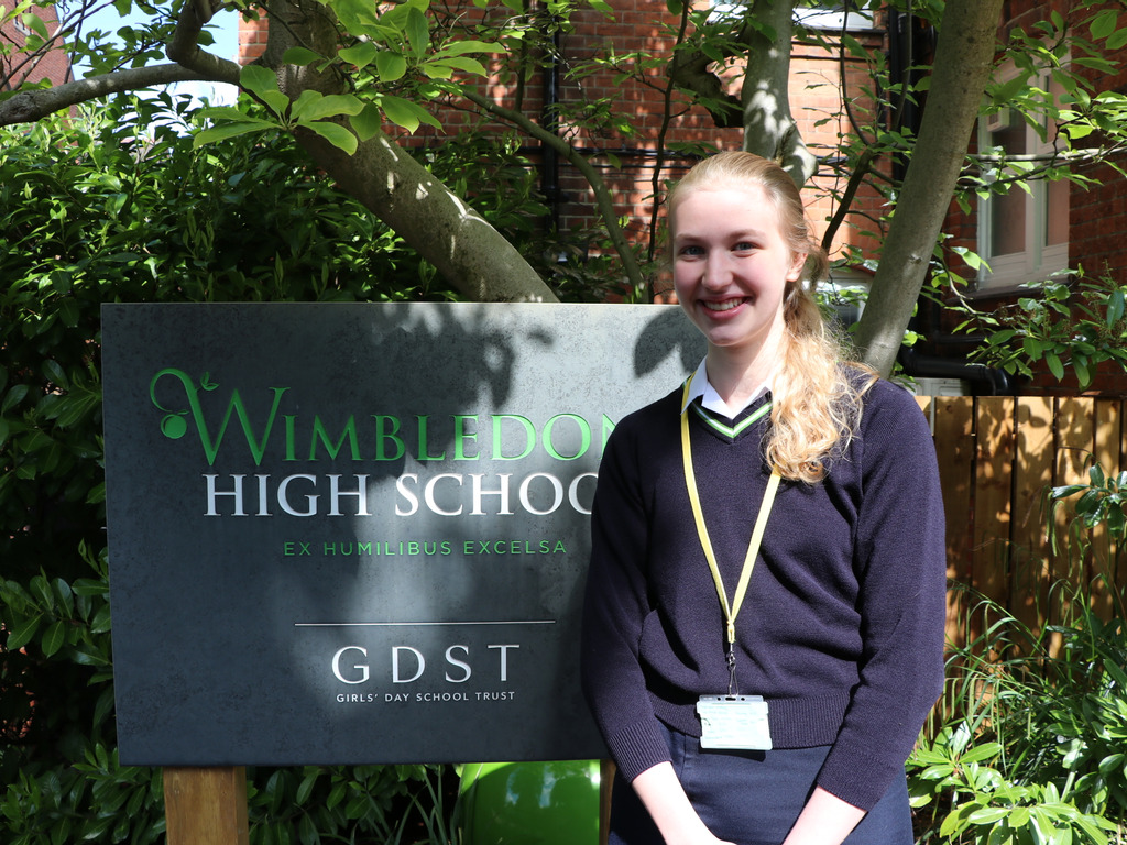 Talented Mathematician invited to Imperial College London Girls Maths Event